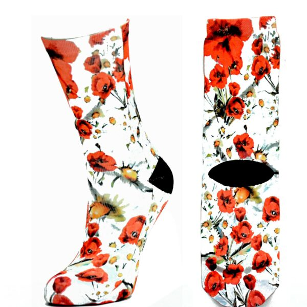 calcetines sacha flores